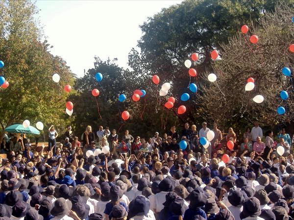 Helium-balloons