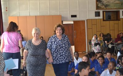 Ms Perchtold retires after 15 years