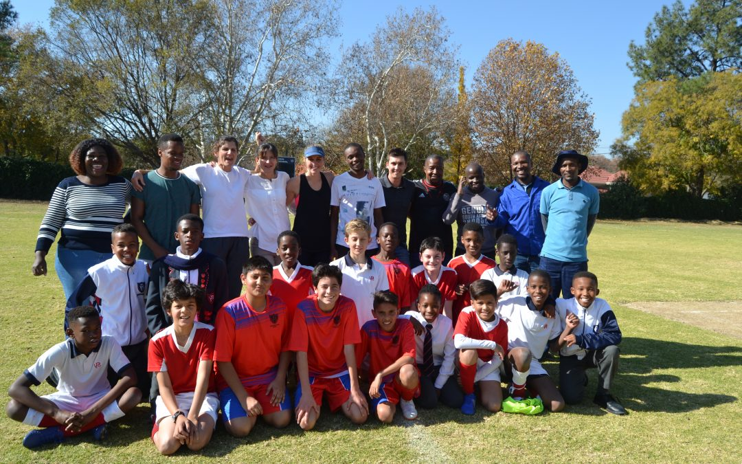 Inter-House Soccer Tournament